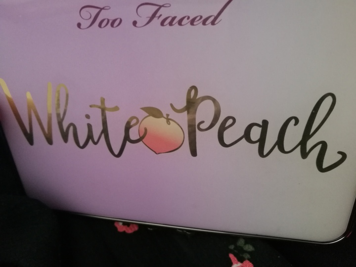 Palette White Peach de Too Faced : cette déception !
